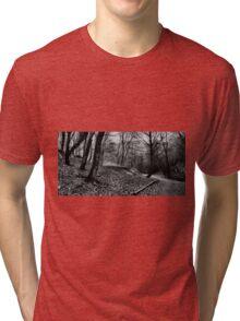 Little Switzerland | B&W Tri-blend T-Shirt