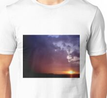 Purple Landscape Unisex T-Shirt
