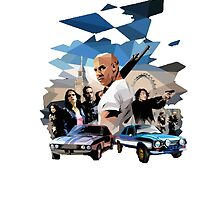 fast and furious by Morgan Green