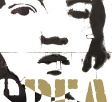 yes, sophie scholl distributed leaflets that day but did you see what she was wearing? t-shirt Sticker
