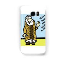 Obi-Wan Cannoli Samsung Galaxy Case/Skin
