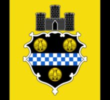 Flag of Pittsburgh  Sticker