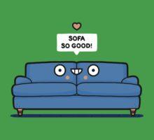 Sofa so good Kids Tee