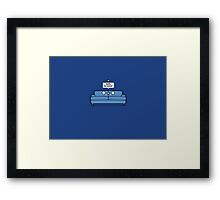 Sofa so good Framed Print