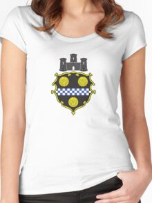 Seal of Pittsburgh Women's Fitted Scoop T-Shirt