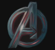 Age of Ultron Logo by nikkiandkatie