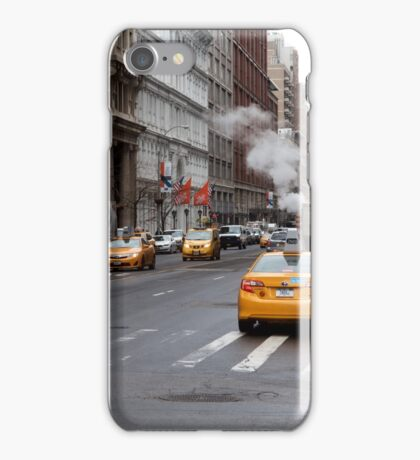 New York City Street iPhone Case/Skin