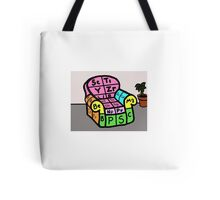 The Periodic Chair Tote Bag