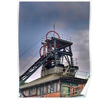 National Coal Mining Museum - HDR Poster
