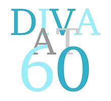 Diva At 60 Photographic Print