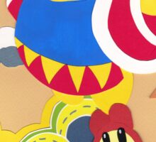 Dedede's Dreamland Daze Sticker