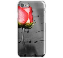 Ground Zero memorial iPhone Case/Skin