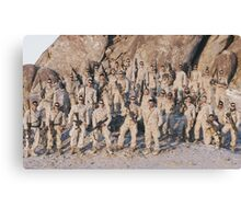 Golf Company 2nd Platoon Canvas Print
