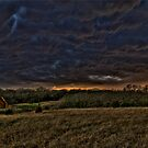 A Stormy Night at Rock Hollow by Dennis Jones - CameraView