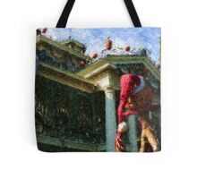 HAUNTED MANSION IMPRESSIONS Tote Bag