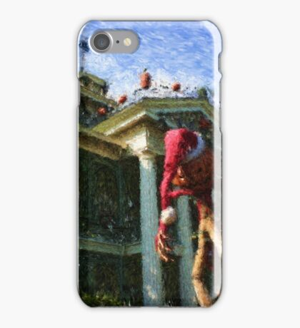 HAUNTED MANSION IMPRESSIONS iPhone Case/Skin