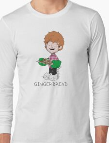Gingerbread Long Sleeve T-Shirt