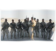 2nd Platoon- Ghost Squad  Poster