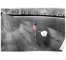 911 Memorial Poster