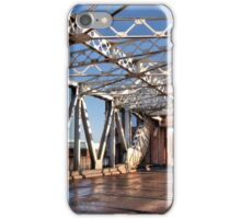 Sutton Bridge, Hull iPhone Case/Skin