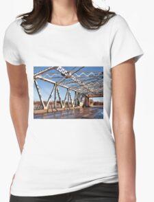 Sutton Bridge, Hull Womens Fitted T-Shirt