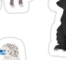 B is for... Animals Sticker