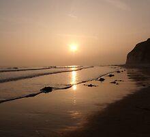 Romantic Sunset by Sarah Couzens