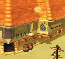 Costa Del Sol Bar by likelikes