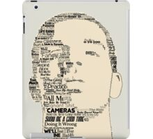 Drake Ultimate Setlist iPad Case/Skin