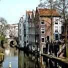Utrecht in early spring by jchanders