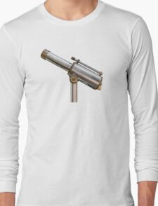 Vintage Telescope Long Sleeve T-Shirt