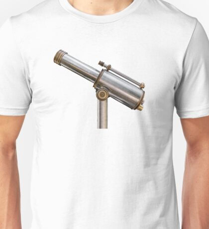 Vintage Telescope Unisex T-Shirt