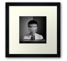 The Next Move Framed Print