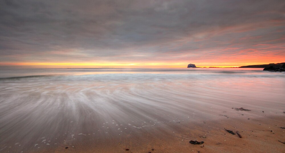 North Berwick West Bay #2 by bluefinart