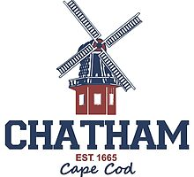 Chatham - Cape Cod. by America Roadside.