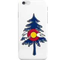 Colorado Forest iPhone Case/Skin