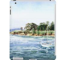 Pacific Ocean Show iPad Case/Skin
