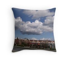 Mickey Mouse Cloud Throw Pillow