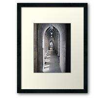 National Cathedral Framed Print
