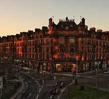 Glasgow Charing Cross by skynet04