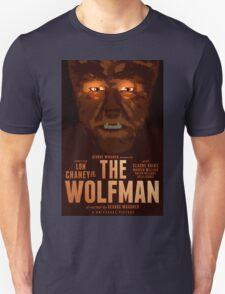 The Wolfman 1941 alternative movie poster Unisex T-Shirt