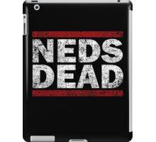 NEDS DEAD iPad Case/Skin
