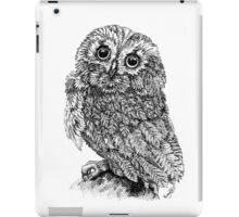 """Little owl"" iPad Case/Skin"