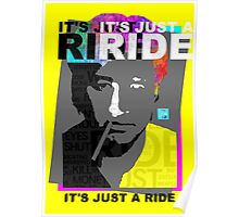 Bill Hicks (It's Just A Ride) Poster