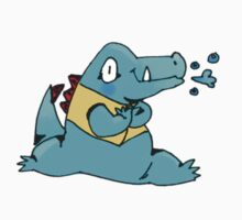 Totodile  by VintageSoap