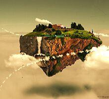 Floating Island by bati1975