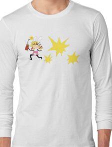 Tiny Tina graffiti Long Sleeve T-Shirt
