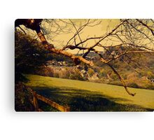 Rural Land Canvas Print