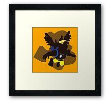 Banjo and Kazooie - Sunset Shores Framed Print