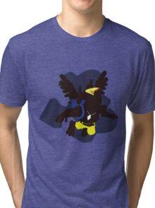 Banjo and Kazooie - Sunset Shores Tri-blend T-Shirt
